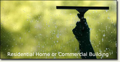 Residential or Commercial Window Washing